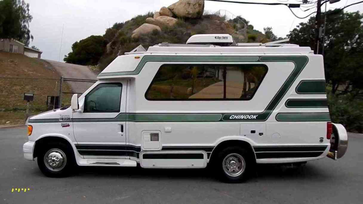 Small Rv For Sale New Chinook Concourse Motorhome Class C Or B Solar Powered Ford