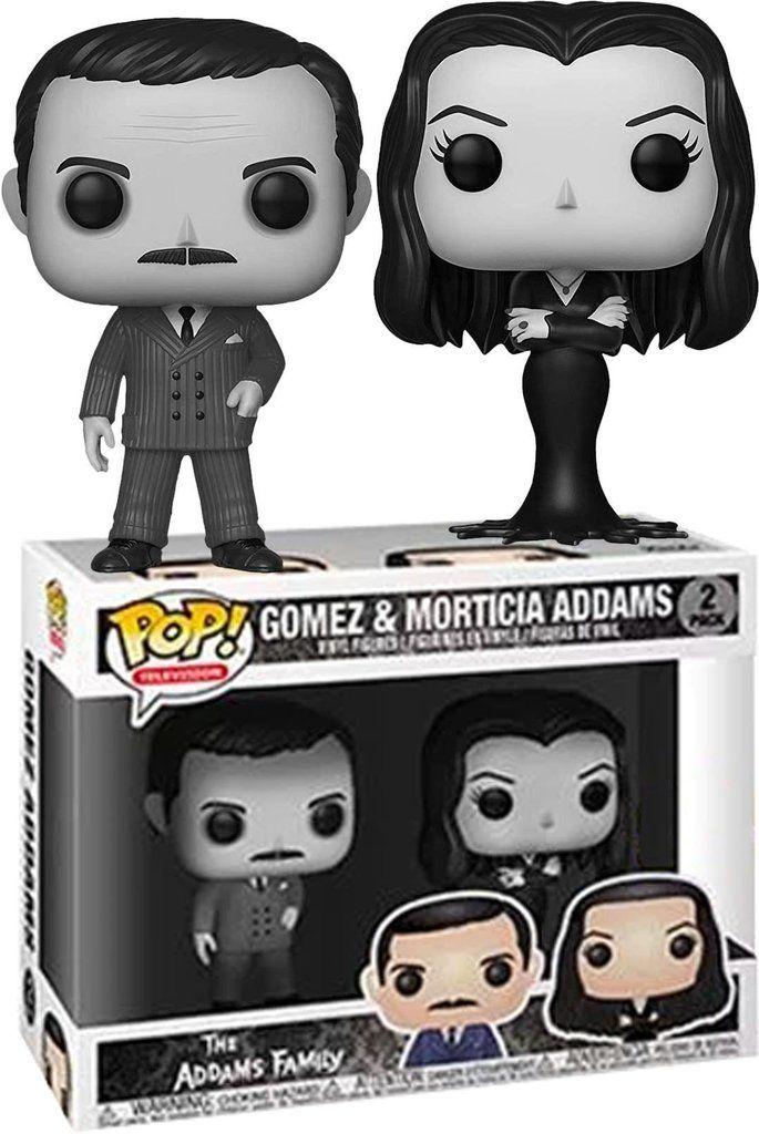 Morticia Brand New In Box Addams Family POP TV Funko