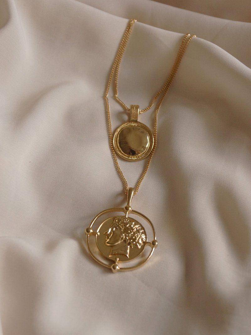 Classic Charm Necklace Scorpio Astrology Everyday Necklace Minimalist Jewelry Silver Handmade Charm Necklace Gold Celestial Necklace