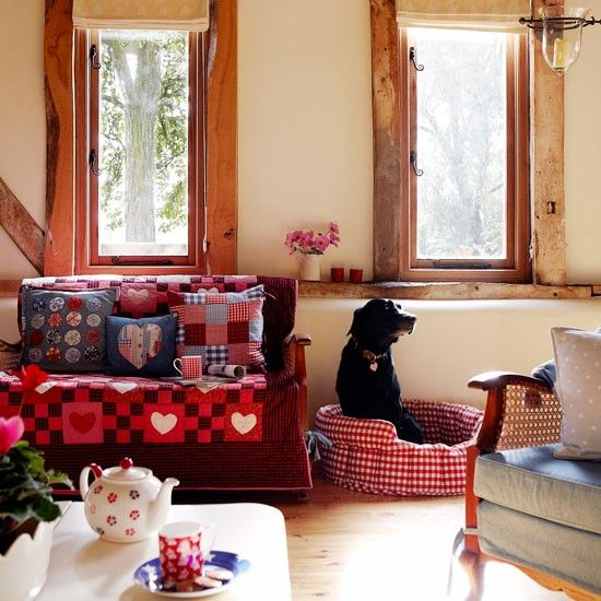 Country Homes Interiors Takes A Tour Round This Cosy Cottage In Wiltshire