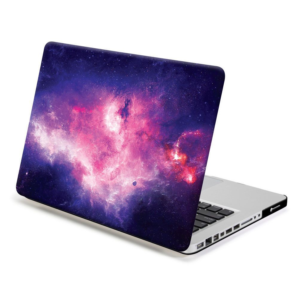 Hard Case Print Frosted Galaxy Pattern For Apple Macbook Pro 15 Retina Inch
