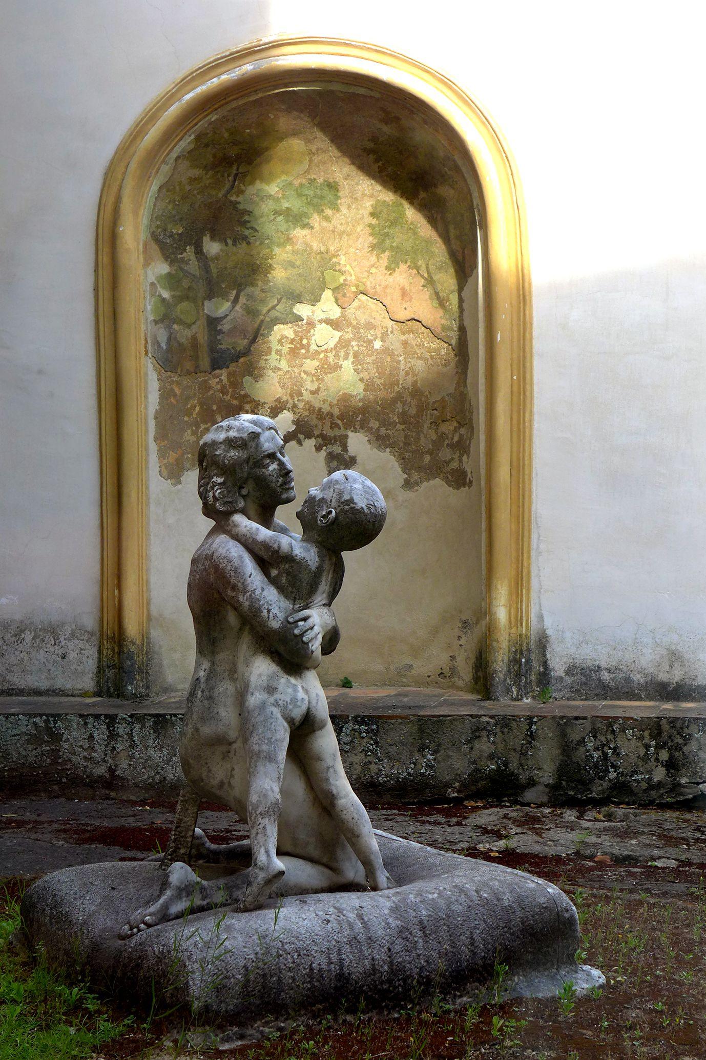 Napoli 150606 1669 By Schoendy Musee De La Chartreuse San Martino Napoli Buddha Statue Statue