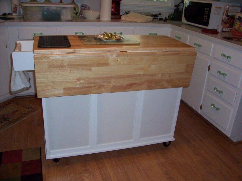 Hypnotic Rolling Kitchen Island Big Lots with Drop Leaf Kitchen ...