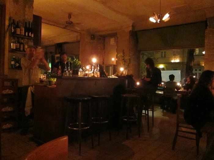 A loooovely bar at Neukölln, Berlin