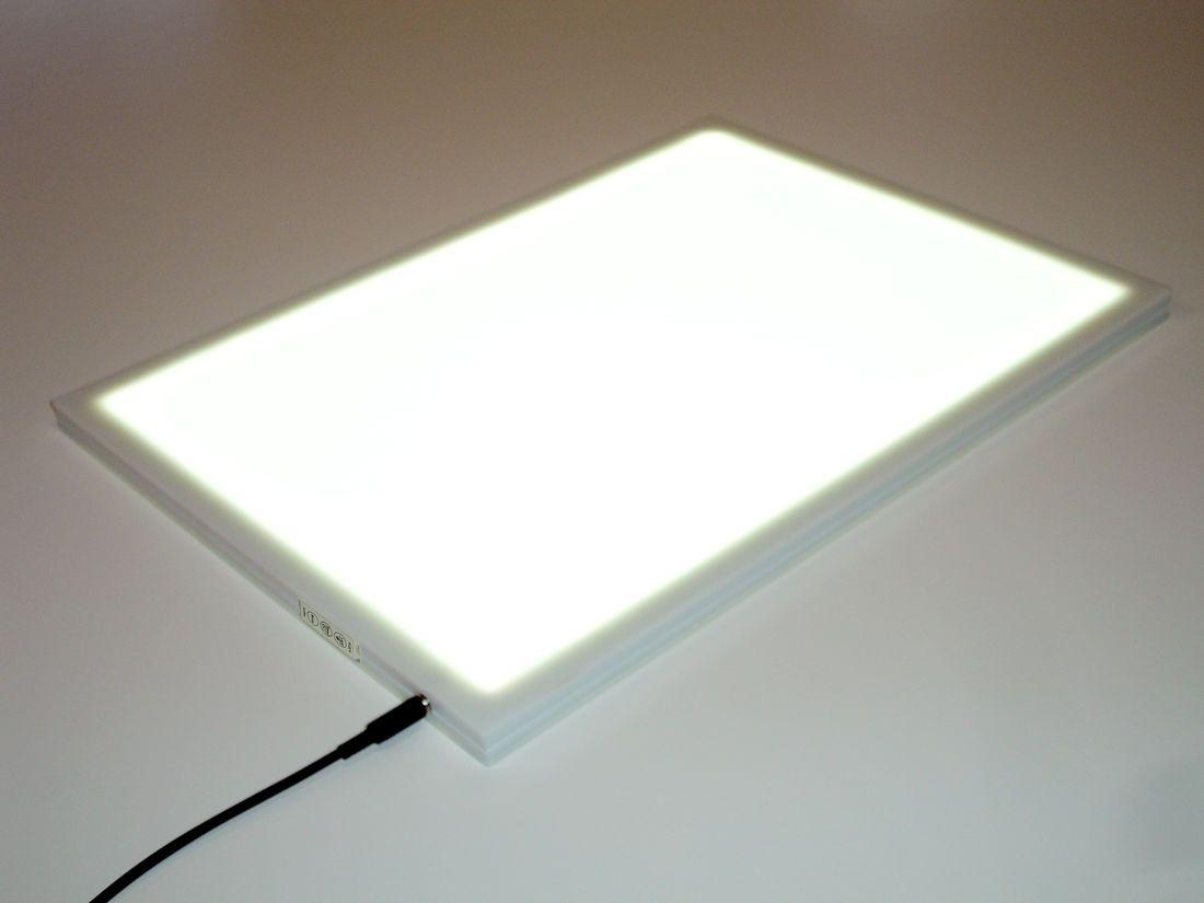 A3 super led light box 319 led light box light art