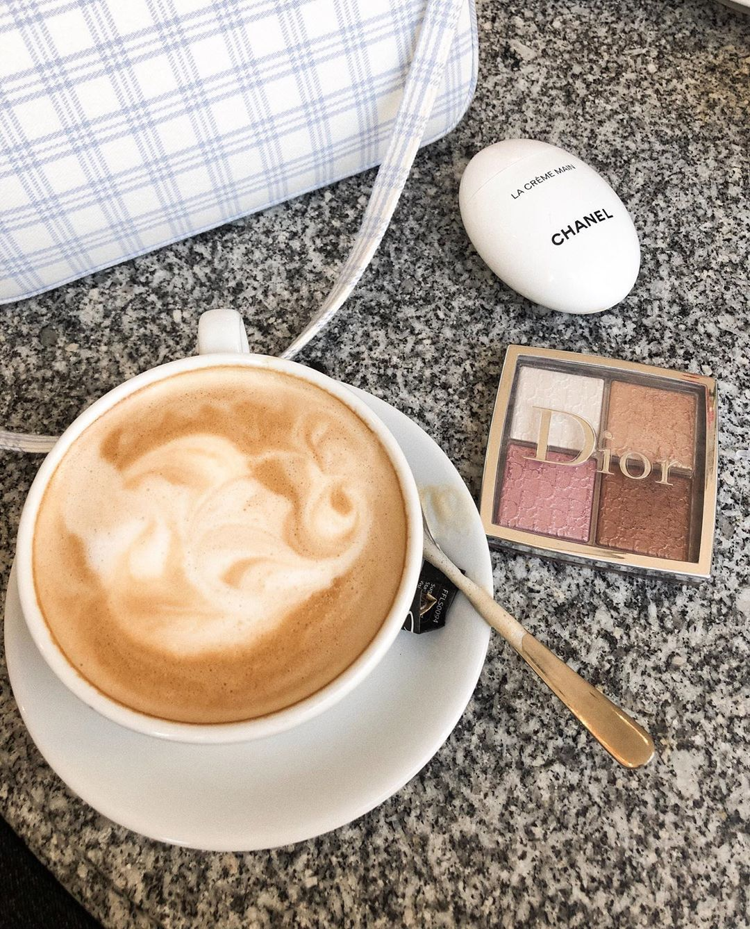 Lauren Crowe V Instagram Dreamy Dior Diorbackstage Diorbeauty Diormakeup Chanel Chanelbeauty Chanelhandcrea In 2020 Hand Cream Morning Coffee Dior Beauty