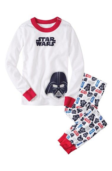 Hanna Andersson Star Wars Darth Vader Two Piece