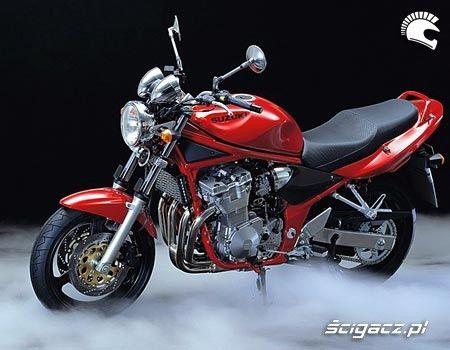 Suzuki Suzuki Bandit Motorcycle Workshop Suzuki