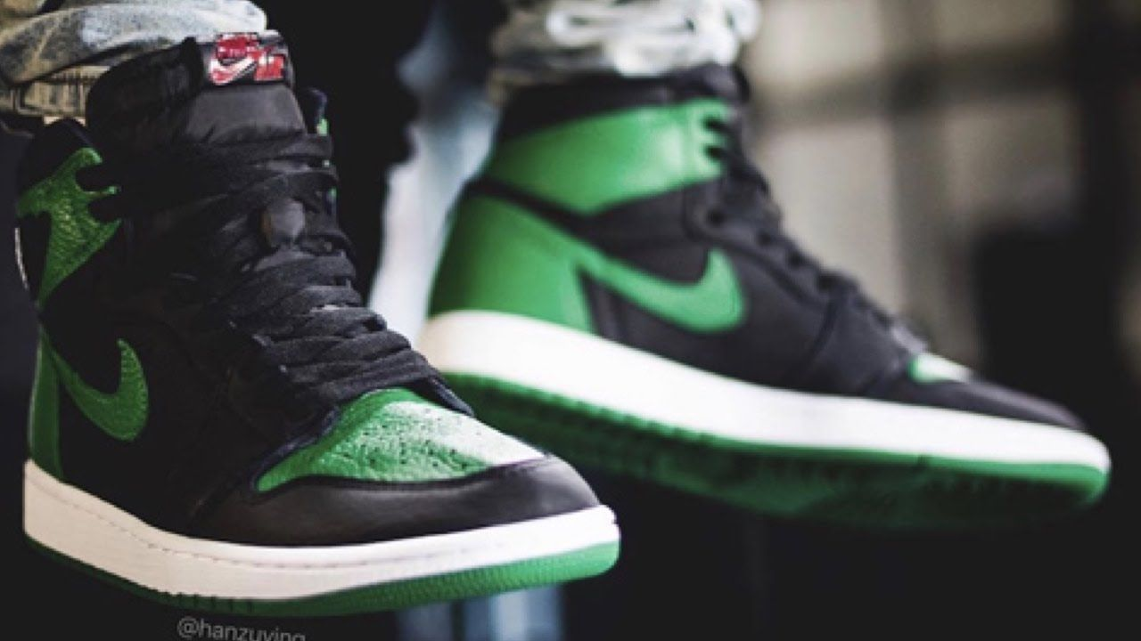 Jordan 1 Pine Green Outfit