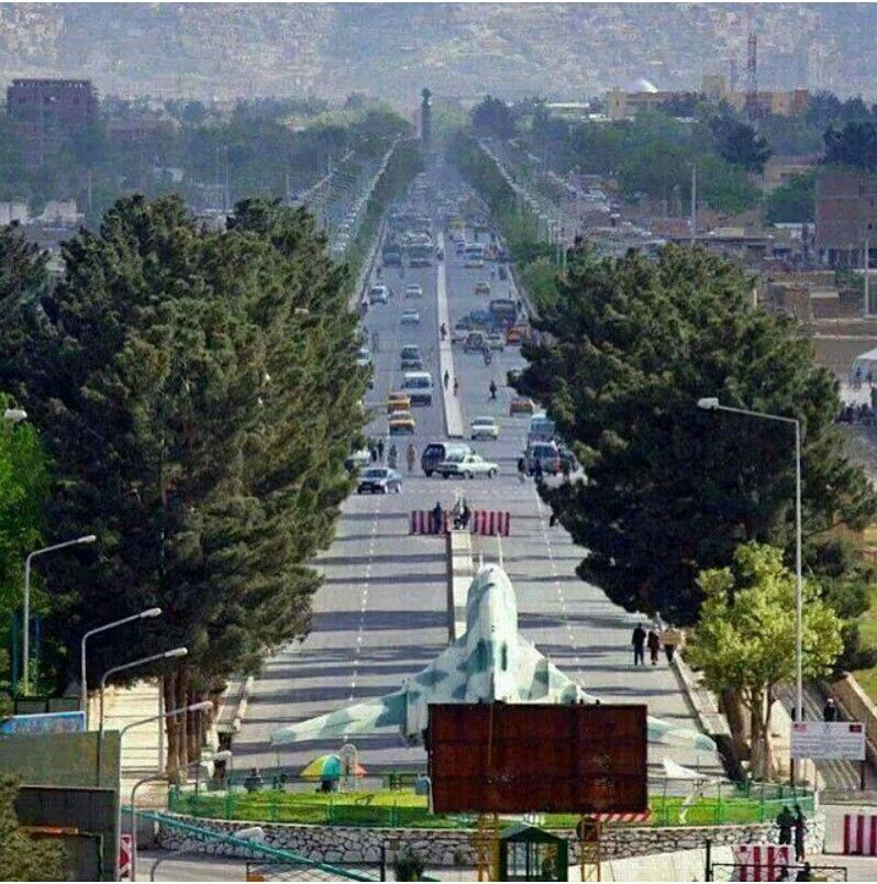 Hamid Karzai International Airport, Kabul, Afghanistan