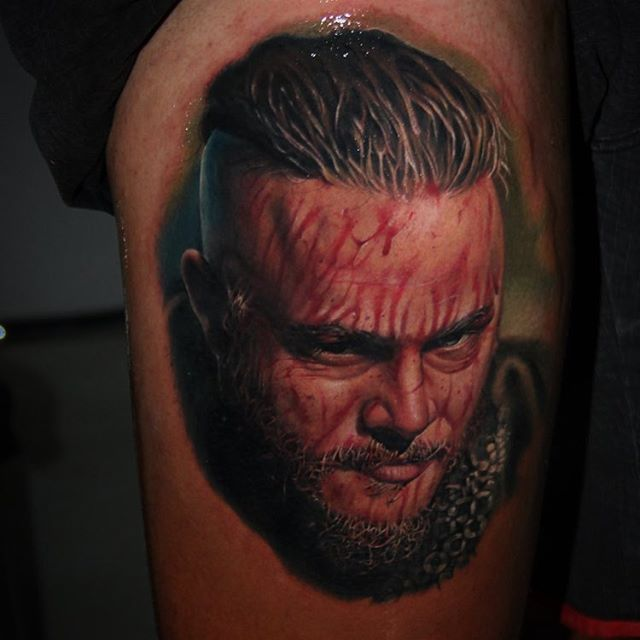 Victor Chil @family_art_tattoo