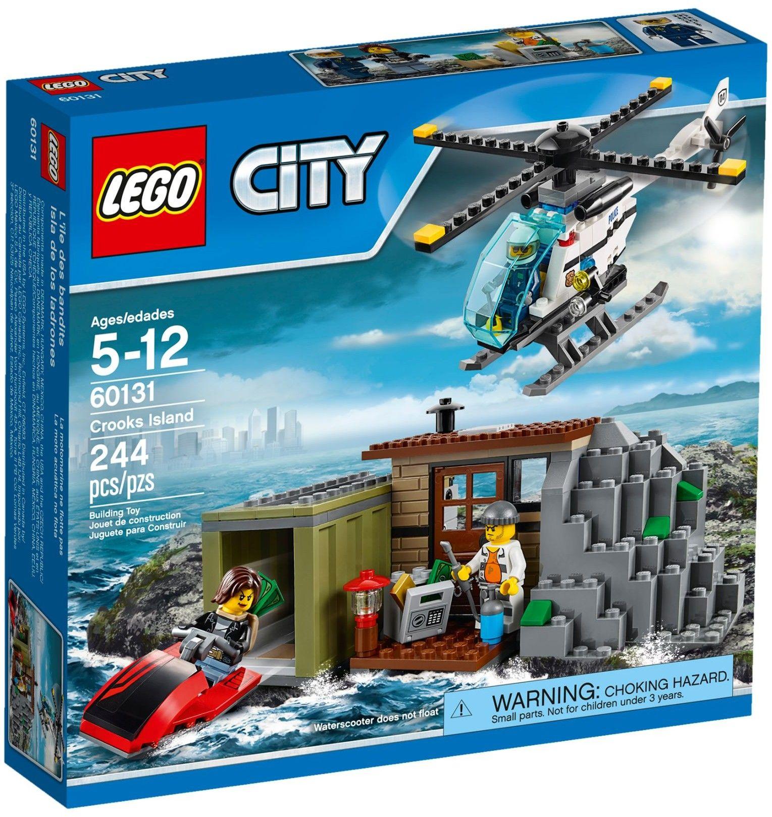 Lego 60171 city police Mountain fugitifs