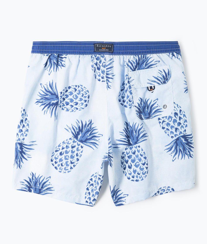 5f7f32719687a SHORT PRAIA ABACAXI   เสื้อผ้าผู้ชาย   Shorts, Mens trends, Swim shorts