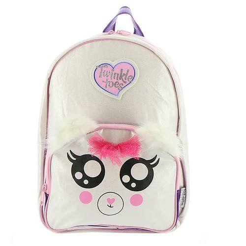 Skechers Twinkle Toes Girls  Glam Animal Backpack  Shoemall  kids  backpack   school  backtoschool 3cc419674f290