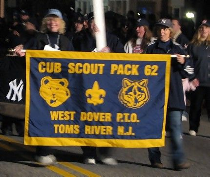 cub scout banner idea I need to make one of these Any ideas