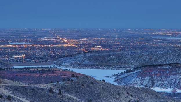 Fort Collins, CO - Population growth (2010-2015): 11.00%> Total population: 333,577> Per capita income: $43,584> Unem... - Thinkstock