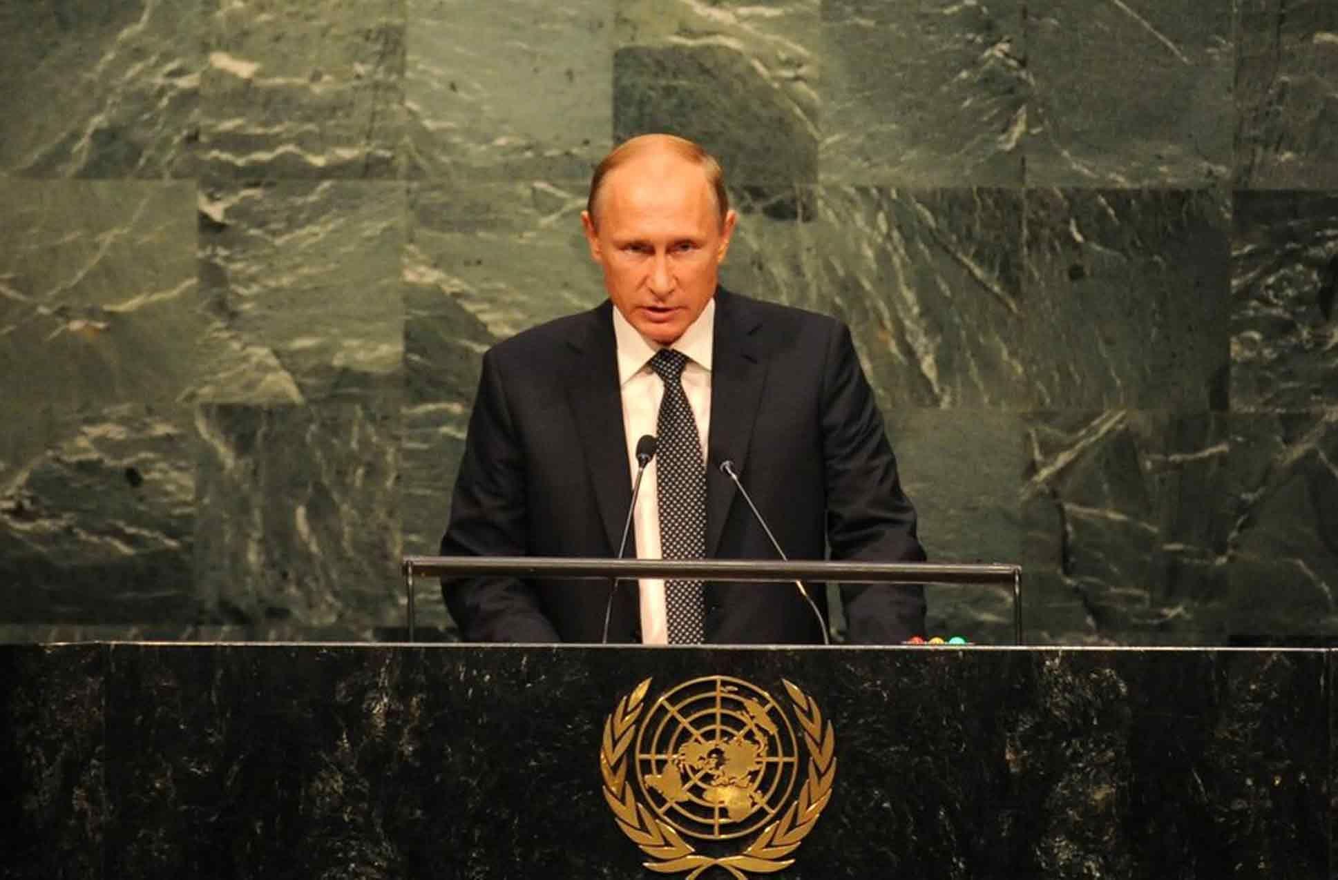 Судный день для западной элиты: о чем на сессии ГА ООН будет говорить Путин