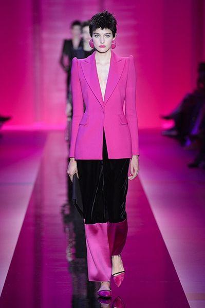 Giorgio Armani Privé Fall 2015 Couture