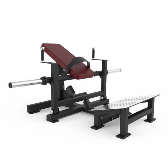 Glute Drive Core Health Fitness Plate Loaded Hip Thrust Machine