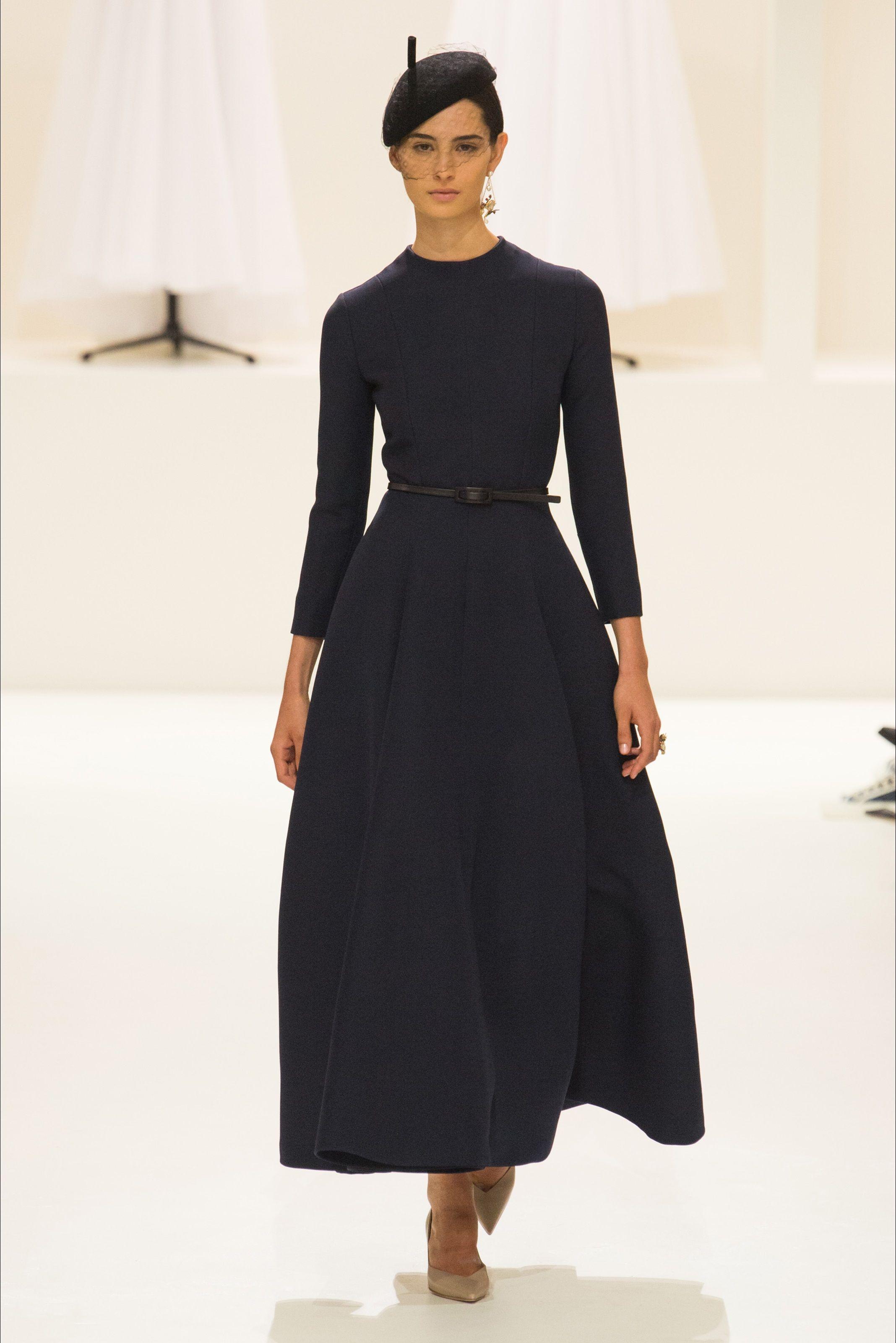 Christian Dior Parigi Haute Couture Fall Winter 2018 19