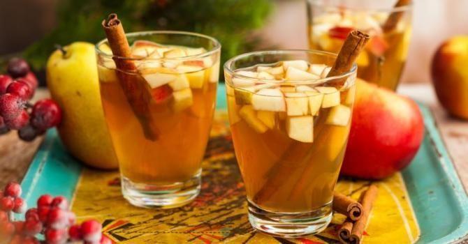 15 boissons de saison à moins de 50 calories (avec images..