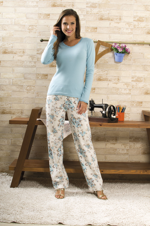 95d17cc87b88bc Pijama longo Daniela Tombini | Daniela Tombini Pijamas
