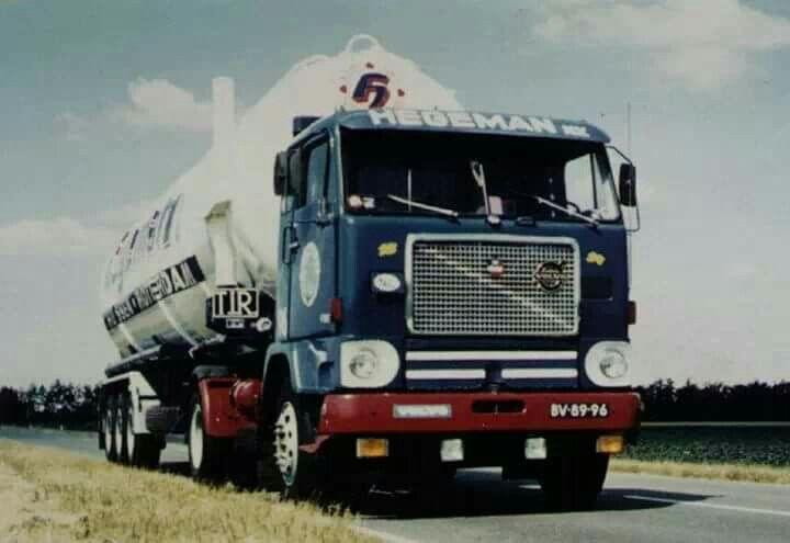 Volvo F 86. Hegeman.