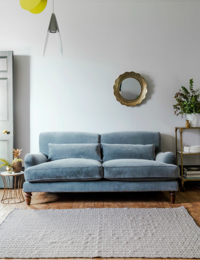 Three Of The Best Sofas Furniture Samt Sofa Schlafsofa