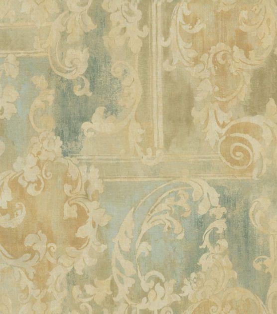 Home Decor Print Fabric-Richloom Studio Zada Patina Dining Room or Living Room Drapes?