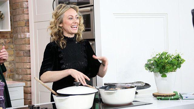 Irish Chef Clodagh McKenna Cooks Up Some Authentic Irish
