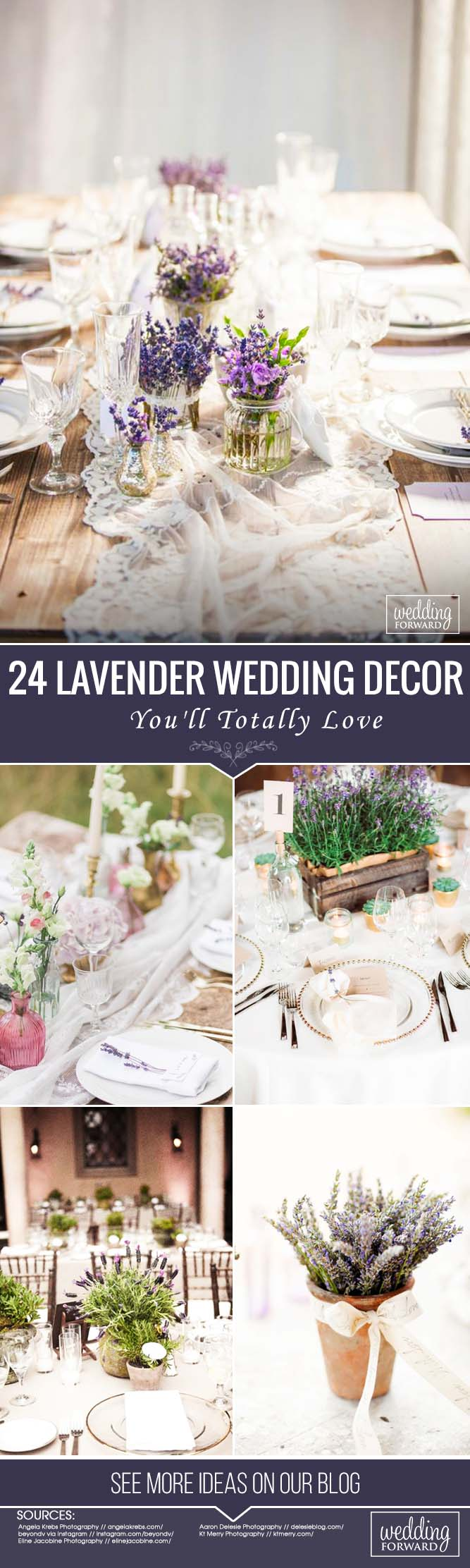 Lavender wedding decor ideas   Lavender Wedding Decor Ideas Youull Totally Love  Lavender