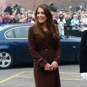 The Duchess of Cambridge Steps Out in Grimsby