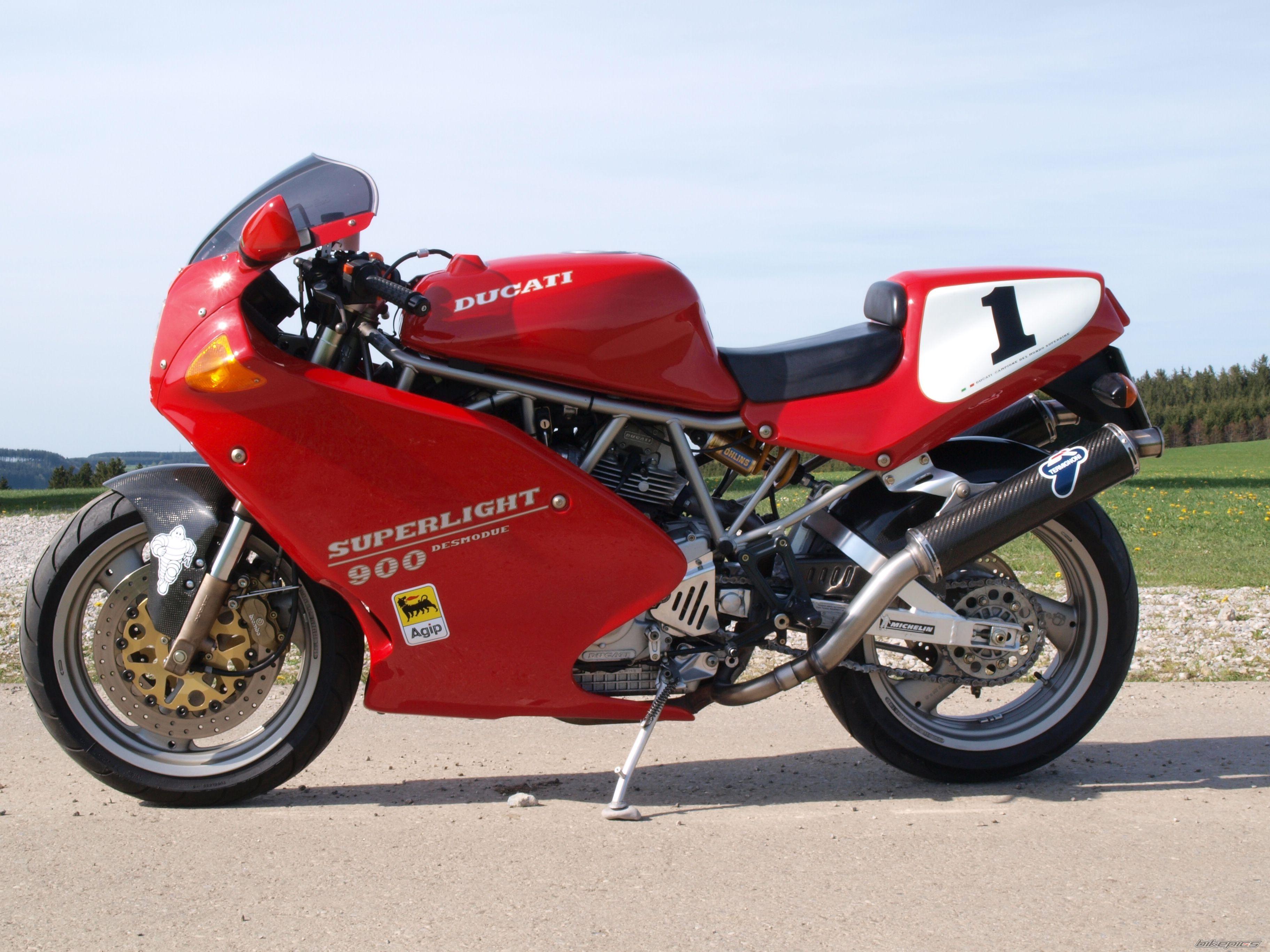 1995-ducati-900-superlight-series-motorsport   moto   Pinterest ...