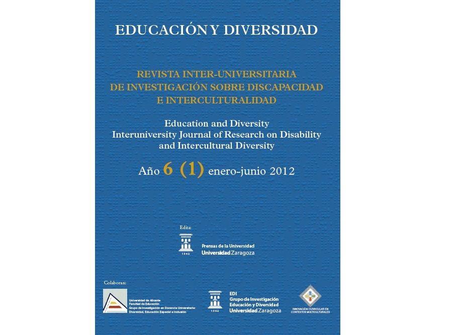 Educacion Y Diversidad Revista Interuniversitaria De