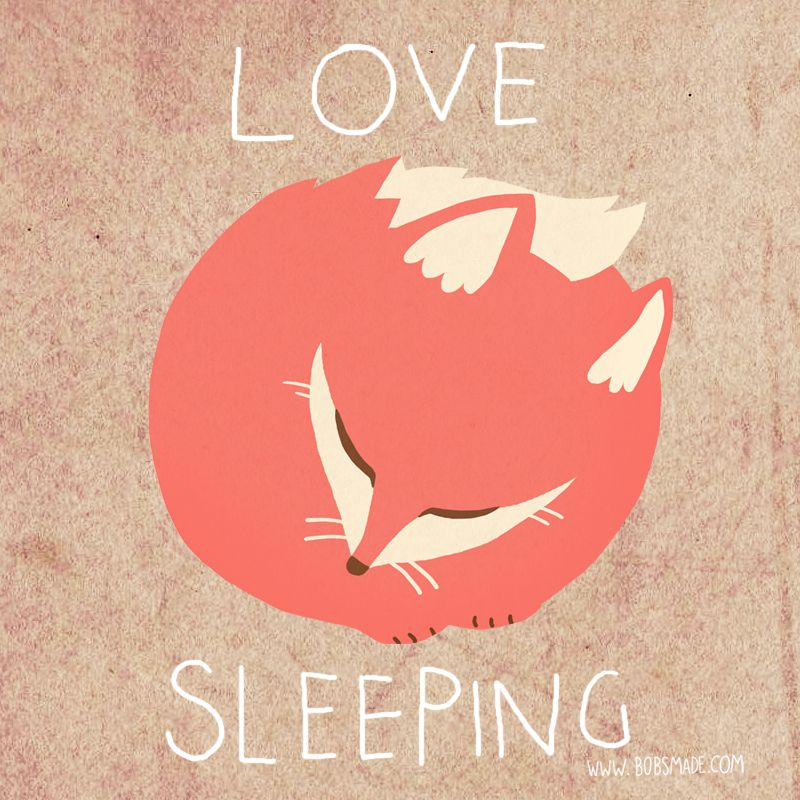 Love Sleeping by *Bobsmade on deviantART  #prettyquote