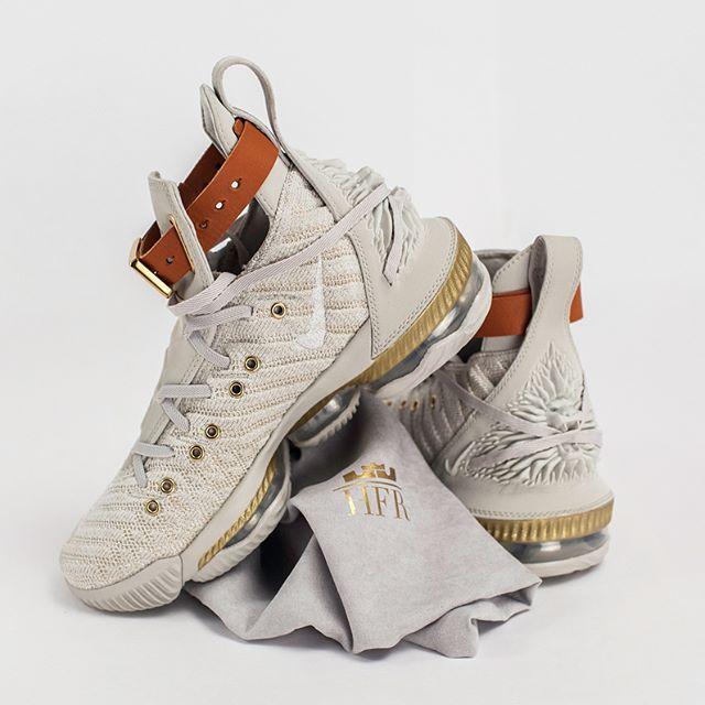 683d6a24e1f2 Nike LeBron 16 HFR Harlem s