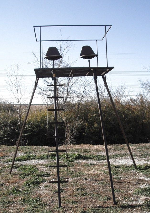 Huge 2 Man Quad Pod Ground Blinds Deer Blind Deer Hunting