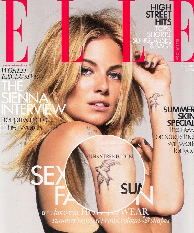 40+ Celebrity Tattoos We Love - Cool Celeb Tattoo Ideas ...