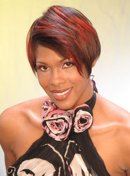 short hairstyles magazine, haircuts for african ladies, black ...