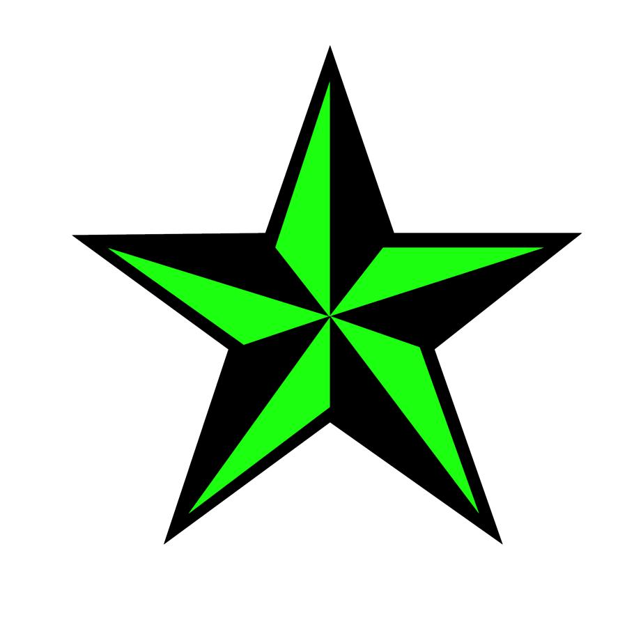 3d Star By Cookie Monster12 On Deviantart Nautical Star Tattoos Star Tattoo Designs Star Tattoos