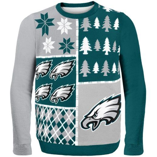 Philadelphia Eagles Ugly Christmas Sweaters Ugly Sweater Party