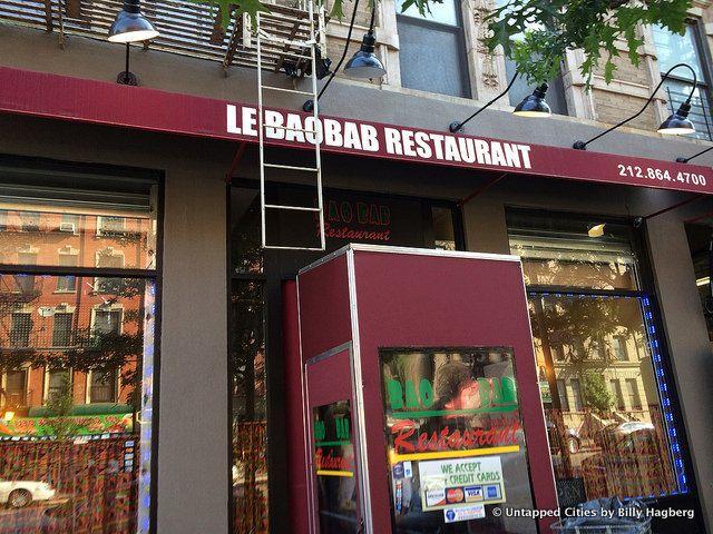 Le Baobab Restaurant In Harlem Cuisine Pinterest Harlem