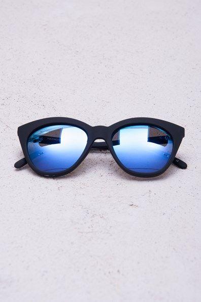 Le Specs - Halfmoon Magic Black Rubber Ltd Edition large-1