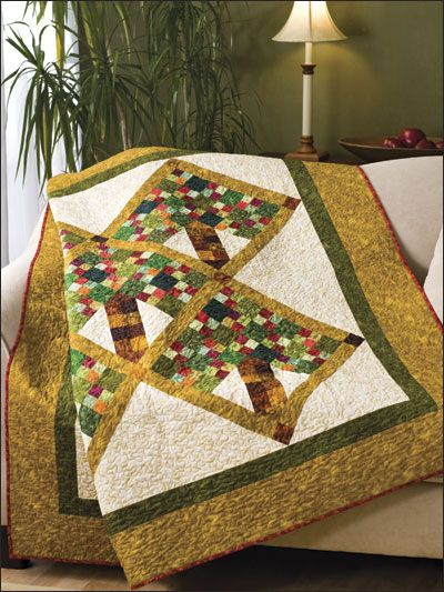 Free Wall Quilt Patterns - Under the Apple Tree | Quilting ...