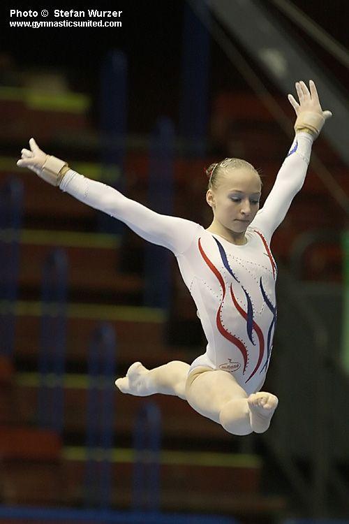 Ksenia Semenova 2009, gymnastics, gymnast | Gymnastics ...