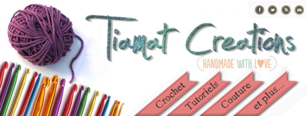 Tiamat Creations | Crochet is not dead…and more!