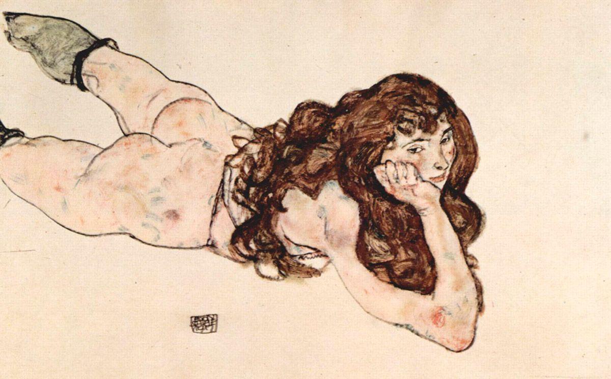 Sex is Pure | Egon Schiele — a true feminist