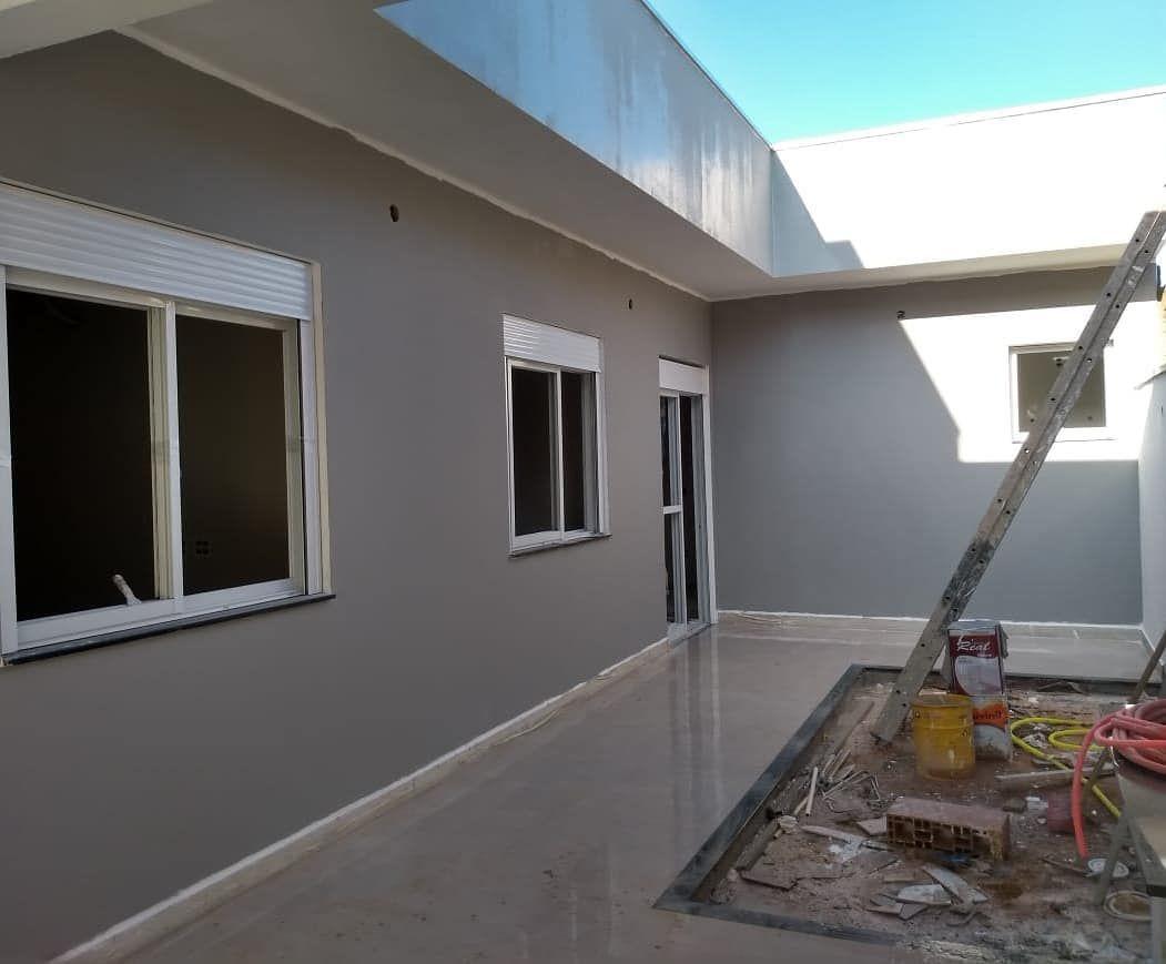 Fotos de casas pintadas com cores modernas externas