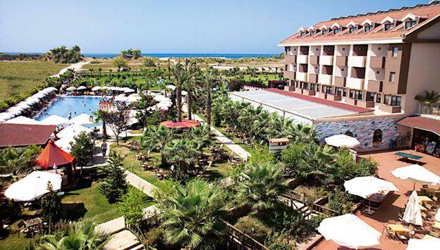 Hotel Hane Family Resort i Tyrkiet. Se mere på www.bravotours.dk @Bravo Tours #BravoTours #Travel