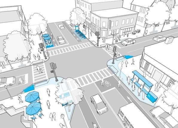 Good City Of Bostonu0027s Complete Street Design Guidelines